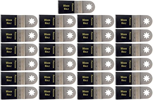 Find Bargain Fein (126) 1 3/8 Precision E-Cut 25 Pack
