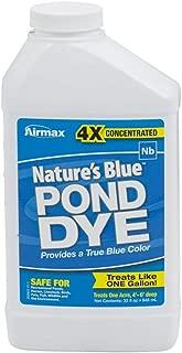 natural pond dye