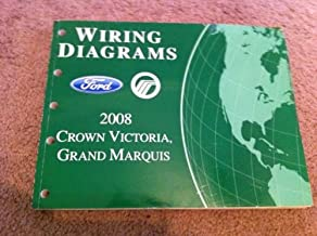 Amazon Com Ford Crown Victoria Wiring Diagram Books