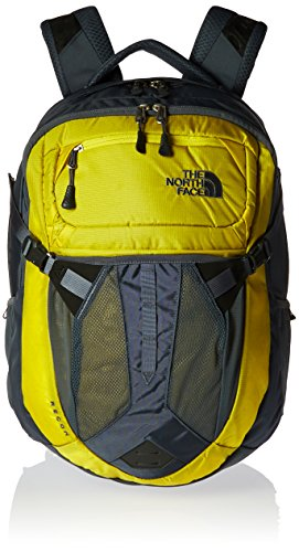 The North Face Women's Recon Backpack, Limestone Grey & Asphalt Grey (Past Season), One Size