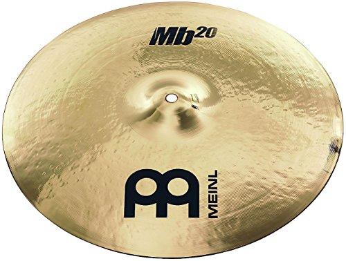 Meinl Cymbals MB20-18MHC-B MB20 Serie 45,7 cm (18 Zoll) Medium Heavy Crash Brilliant Becken