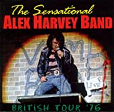 British Tour 76 - Alex Band Harvey