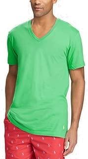 Men's Classic Fit V-Neck T-Shirts, 3-Pack-XXL