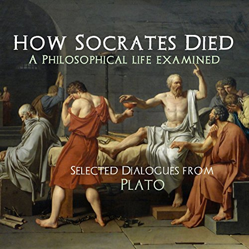 How Socrates Died audiobook cover art