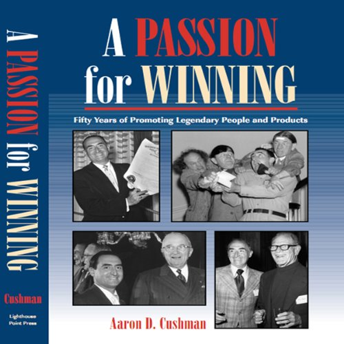 A Passion for Winning audiobook cover art