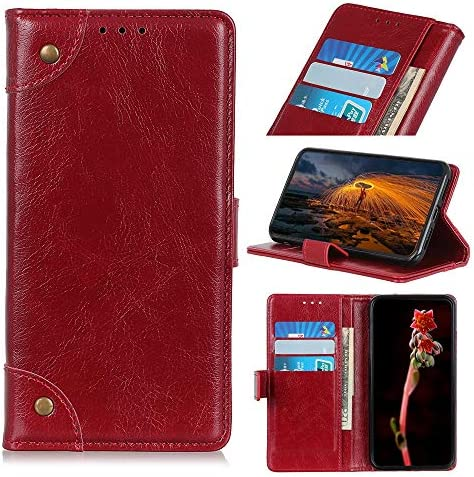 LIZOAN JHZMN AYSMG Copper Buckle Nappa Texture Horizontal Flip Leather Case for Galaxy A20e product image