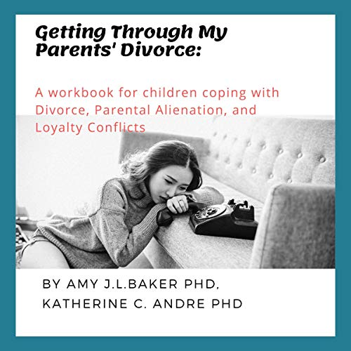 Getting Through My Parents' Divorce audiobook cover art