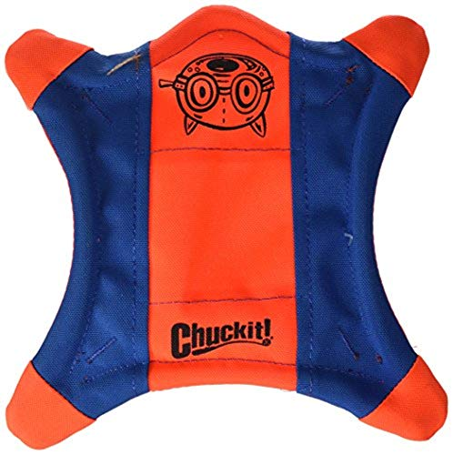 Chuckit! Flying Squirrel Spinning Dog Toy