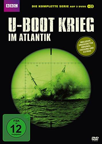 U-Boot Krieg im Atlantik - Die komplette Serie [3 DVDs]