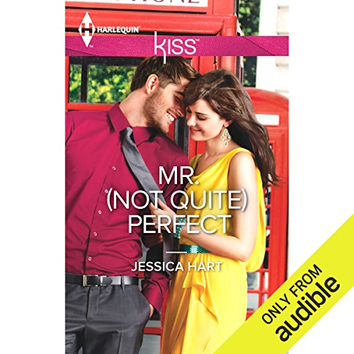 Mr. (Not Quite) Perfect audiobook cover art