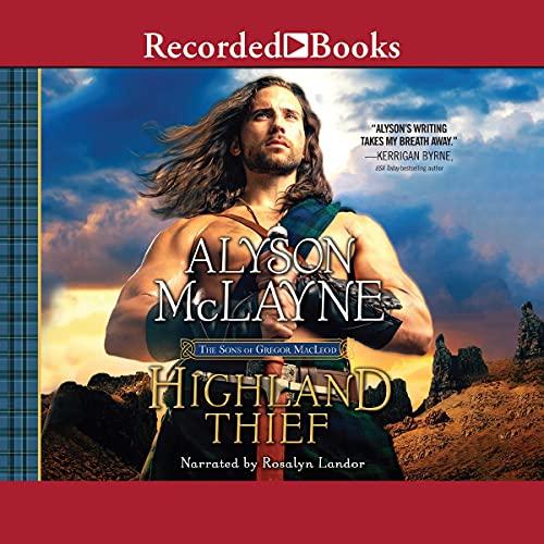 Couverture de Highland Thief