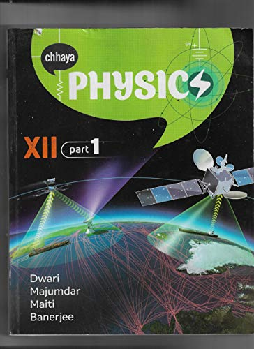 Chhaya Physics Class 12 Part I and Part II combo pack of 2 books 2020
