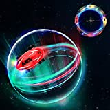 EpochAir Cars Toys High Speed Micro Racer Stunt Mini Car 360 Degree Rotating with Dazzling LED Light Rechargable Novelty Stress Relief Toy Xmas Gift for Adults Kids Boys and Girls