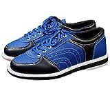 CS Homme Chaussures de Bowling en Cuir Synthétique