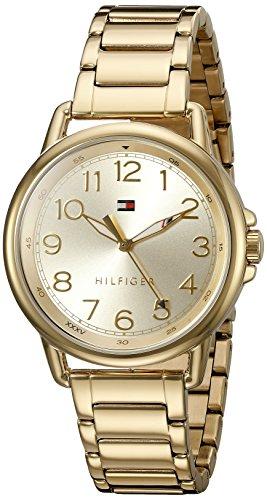 Reloj Tommy Hilfiger Casey para Mujer 37mm, pulsera de Acero Inoxidable