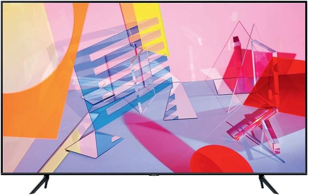 Samsung tv 55 pollici  qled  dvb-t2, dvb-c, dvb-s, usb GQ55Q60TGUXZG