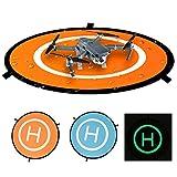 Jetcloud 75cm Landing Pad Drone PC Hélicoptère Tapis d'atterrissage Étanche Pliable Hélisurface Décollage pour DJI Mavic Pro DJI Phantom 3/2 DJI Inspire