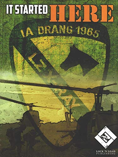 Tactical Wargame It Started Here - LZ X-Ray