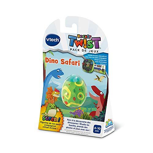 VTech Rockit Twist - Juego Dino Safari, Consola educativa