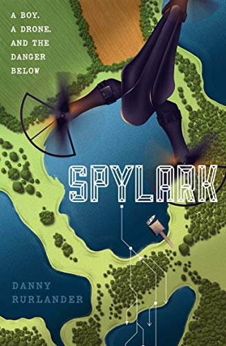 Spylark (English Edition)