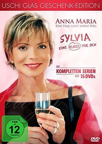 Uschi Glas Geschenk-Edition - Anna Maria - Eine Frau geht ihren Weg/Sylvia - Eine Klasse für sich