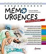 Mémo Urgences d'Emmanuel Cassanas