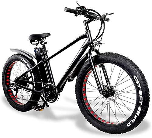 Bicicletas Eléctricas, 26 bicicletas de montaña pulgadas marco 48V500w bicicleta eléctrica de aleación de aluminio de 21 velocidad de plegado 20A 15AH batería de litio de 150 kg de bici Velocidad máxi