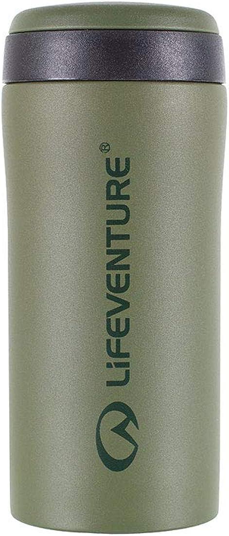 Lifeventure Doppelwandig Vakuumisoliert Isobecher 0.3L Rot