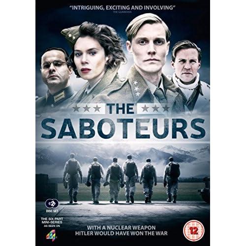 The Saboteurs  (2 Dvd) [Edizione: Regno Unito] [Edizione: Regno Unito]