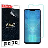 J&D Compatible for ASUS ZenFone Max Pro M2 Screen Protector