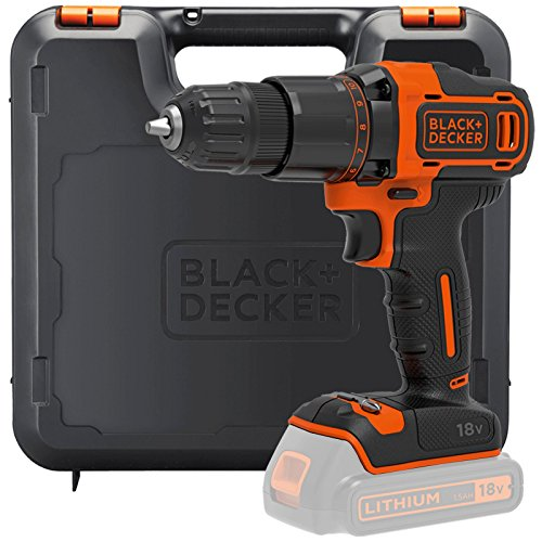 Black and Decker BCD700S 18v Cordless Combi Drill No Batteries