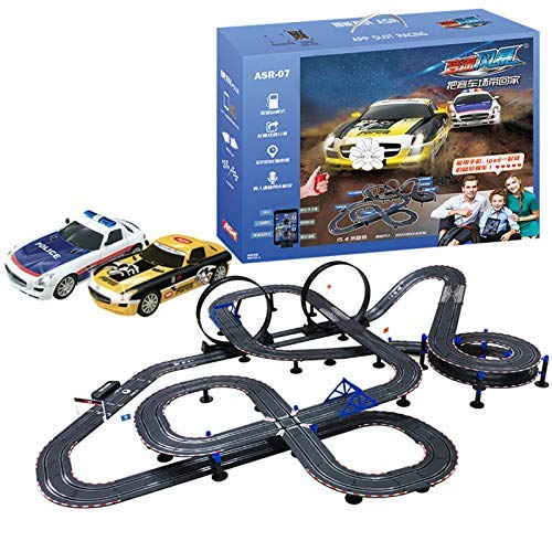 AAAHHH Electric Race Car Track Set Slot Car...