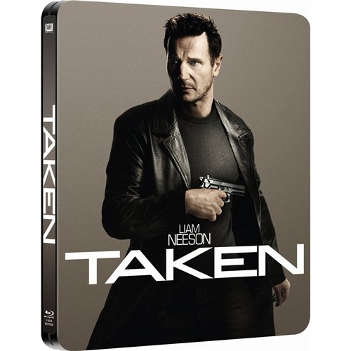 Taken - 96 Hours - Exklusiv Steelbook (Blu-ray+DVD)
