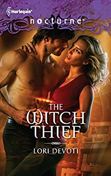 The Witch Thief 0373618832 Book Cover