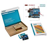 Arduino Starter Kit Deluxe Bundle with SPEED-KITS PIN-OUT Chart - Genuine Arduino.cc