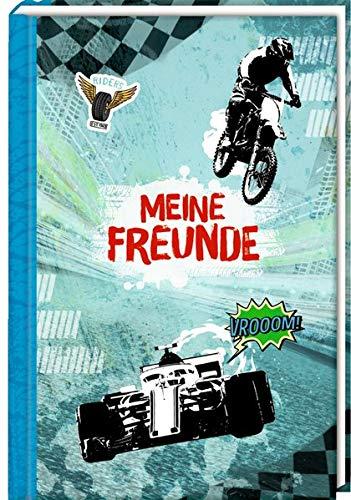 Freundebuch - Motorsport - Meine Freunde