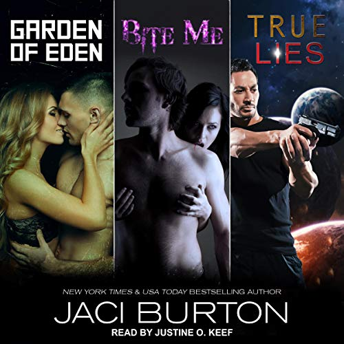 Page de couverture de Garden of Eden, Bite Me, & True Lies