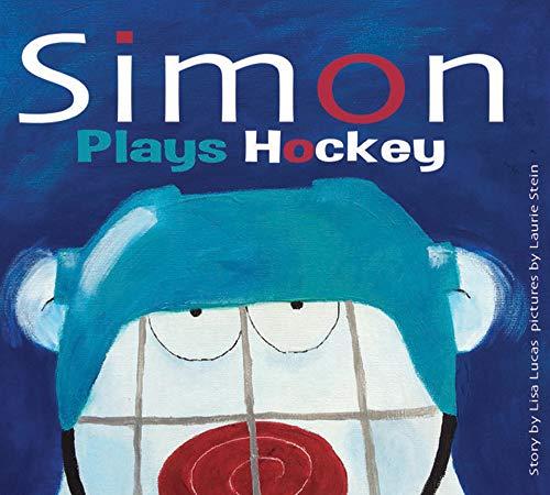 Simon Plays Hockey