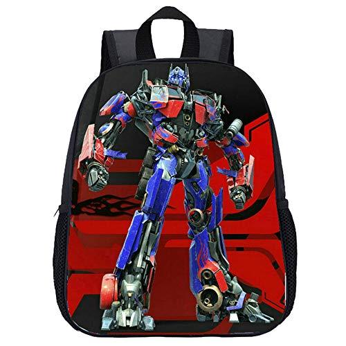 Transformers Daypacks Grundmodelle sind für hochwertige Mode-Rucksäcke bevorzugt (Color : A06, Size : 28 X 17 X 40cm)