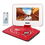 """Best JVC Tv Dvd Combos - Smyidel 9.8"""" Portable DVD Player Supports SD Card/USB Review"""