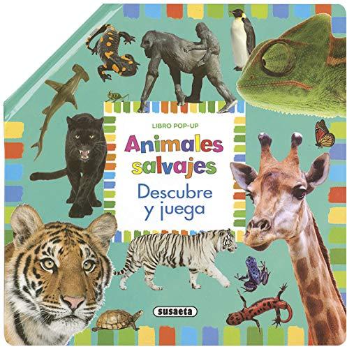 Animales Salvajes (Pop-up descubre y juega)