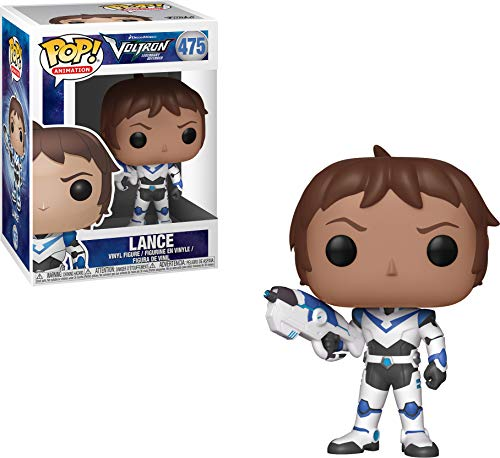 Pop! Voltron - Figura de Vinilo Lance