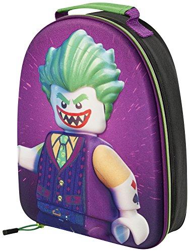 BATMAN 'JOKER' 3D LUNCH BAG BACKPACK CHILDRENS SCHOOL TRIPS 9032