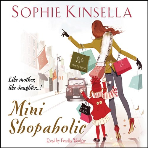 Mini Shopaholic cover art
