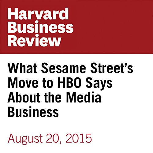 What Sesame Street's Move to HBO Says About the Media Business copertina