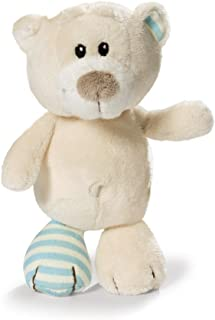 Softtoy Bear Taps 25cm dangling with headercard