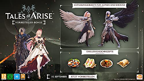 Tales of Arise - Collector\'s Edition [Xbox One] | kostenloses Upgrade auf Xbox Series X