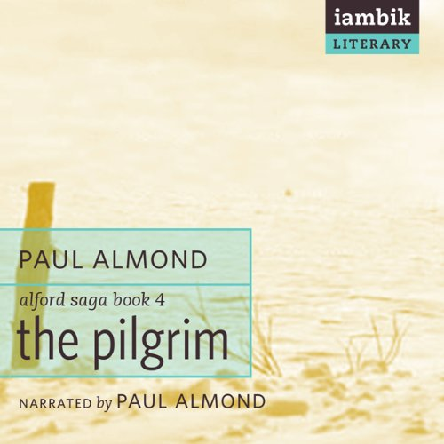 The Pilgrim audiobook cover art