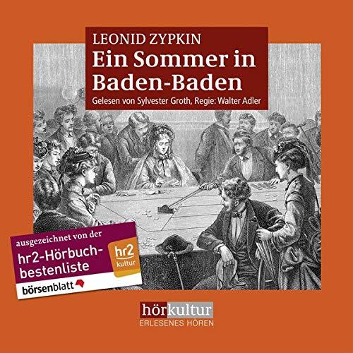 Ein Sommer in Baden-Baden Titelbild