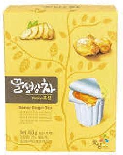 Kkoh Shaem Honey Ginger Tea 韩国蜂蜜姜茶- By Food People,